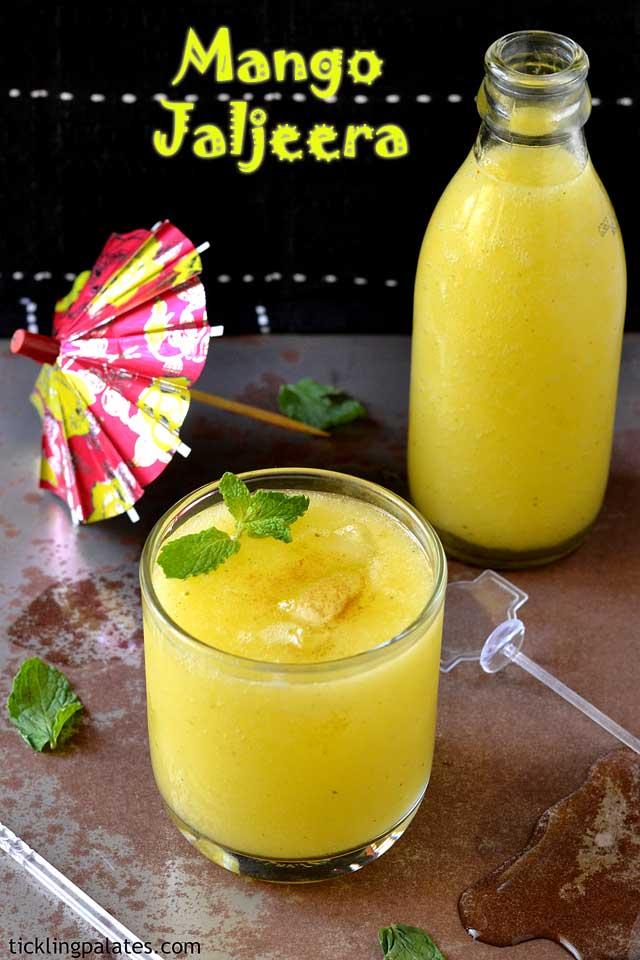 mango jaljeera recipe