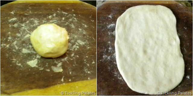 Naan recipe step-4