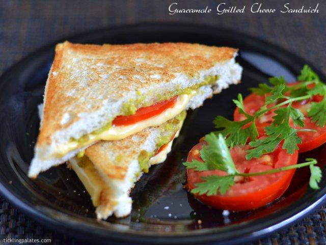 Guacamole Sandwich Recipe
