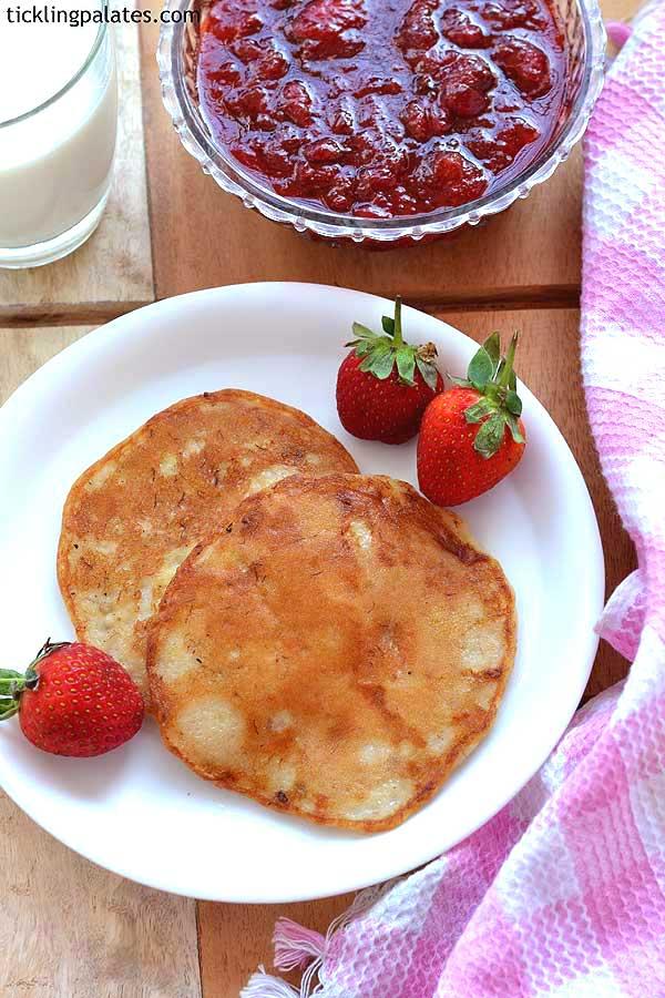 eggless-pancakes-recipe