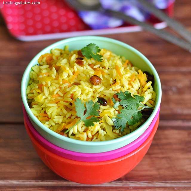 carrot-rice-recipe