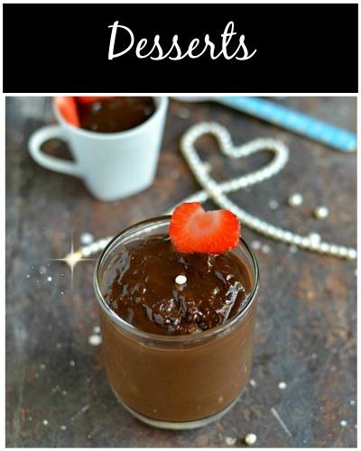easy dessert recipes