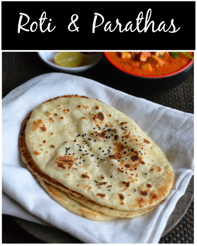 roti & parathas
