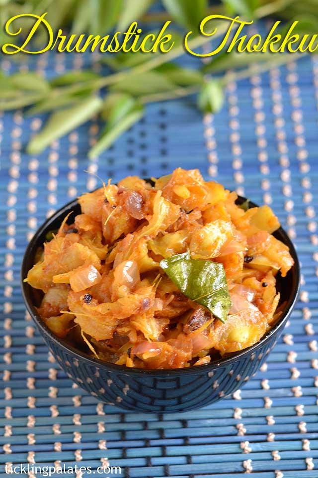 murungakkai thokku recipe